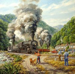 Amer. Soc. of Railway Artists