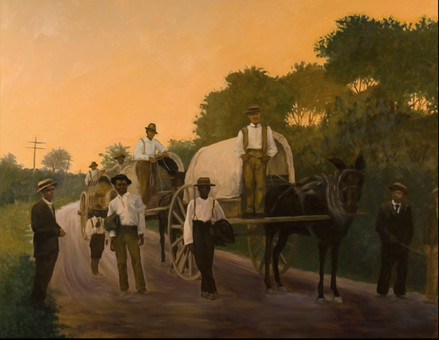Album Series:  Hanover Carts on the Way to Market