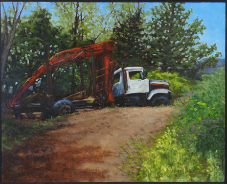 Logging Truck #2