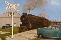 Oak Avenue Station