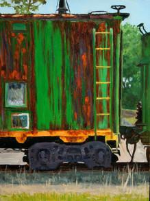 Green End Car