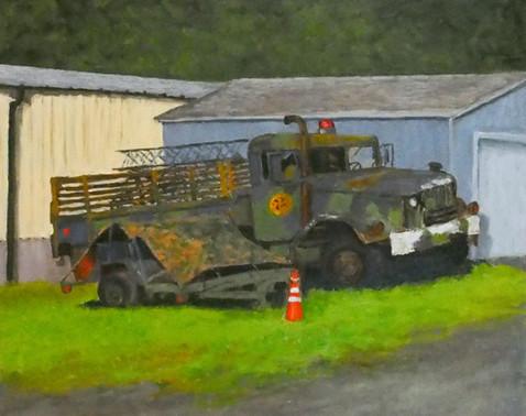 Cammo Truck