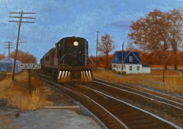 Vintage Train Series: Waterford