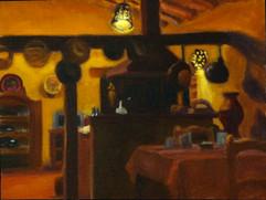 Mexico Series: Night Kitchen