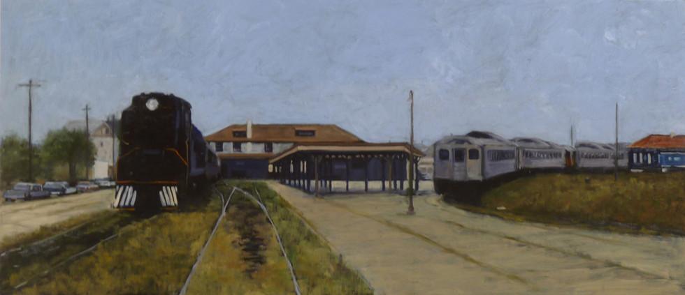 Vintage Train Series: 1965