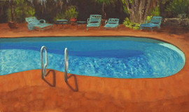 Mexico Series: Swimming Pool