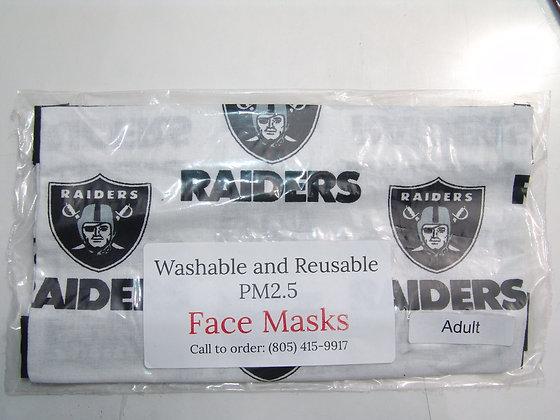 Raiders (White)