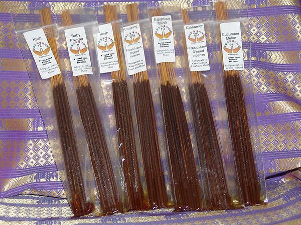 Juicy sticks