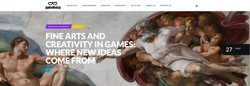 Fine Arts and creativity in games