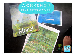 WORKSHOP - Education and Art Games