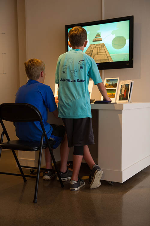Art Games at Museum  Arvada Center