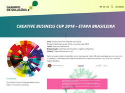 Creative Business Cup 2018