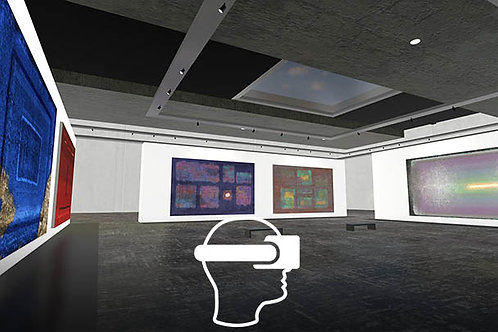 OCULUS QUEST  EXTREME  ART GALLERY
