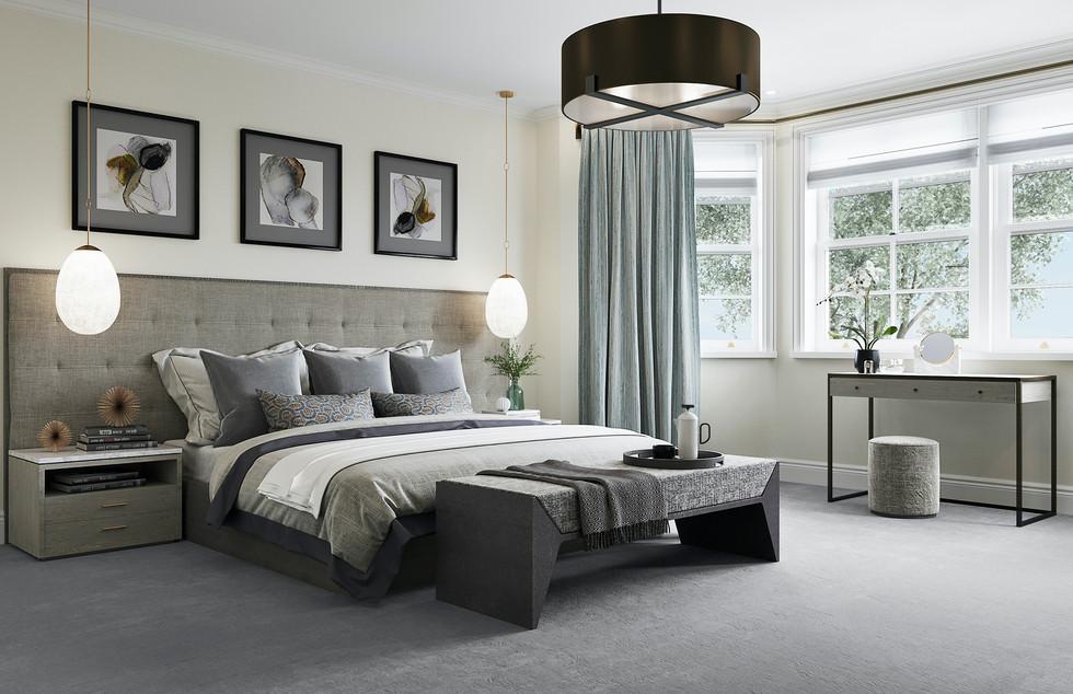 Wimbledon Master Bedroom
