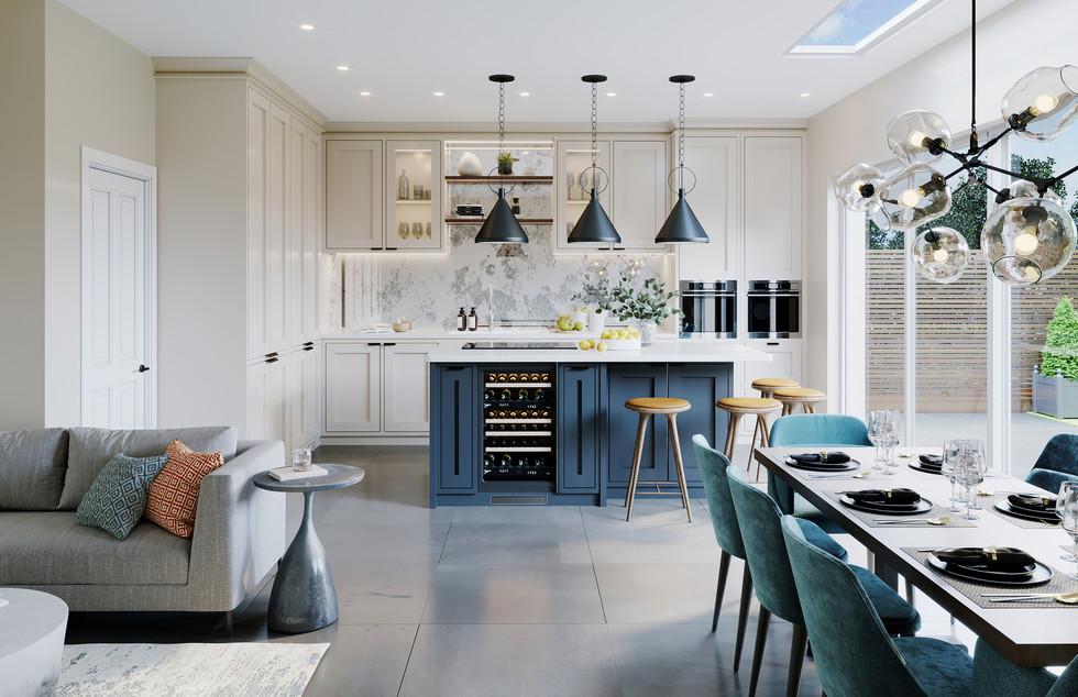 Wimbledon Kitchen & Dining
