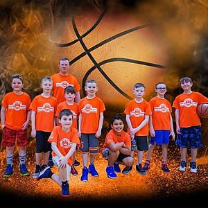 Evans Basketball