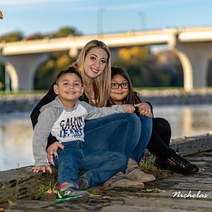 Alvarado Family Portraits
