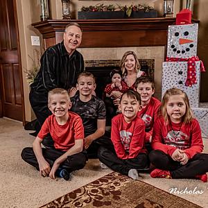Schider Family Christmas