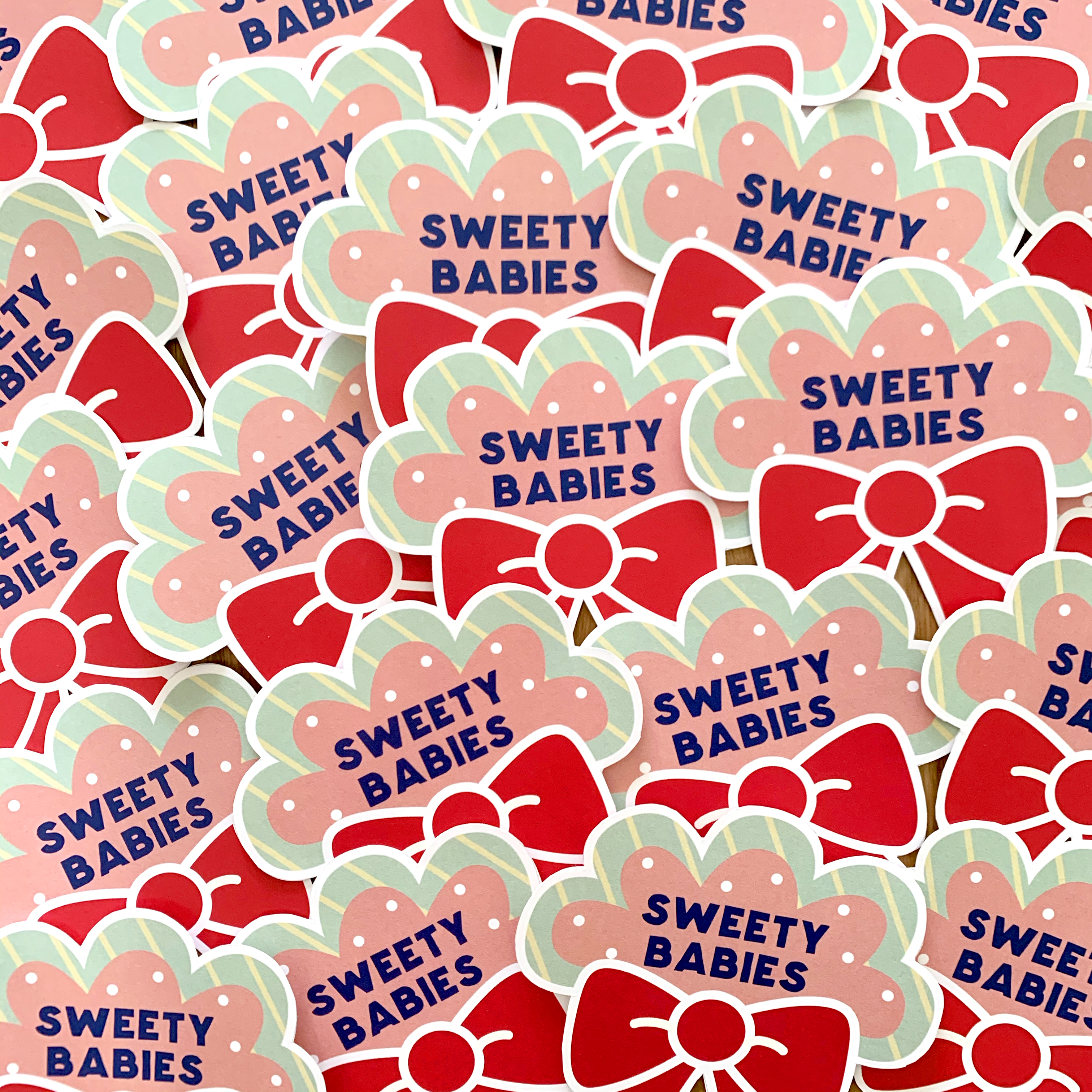 Sweety Babies - workshop
