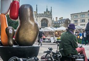 Cambridge Market Square
