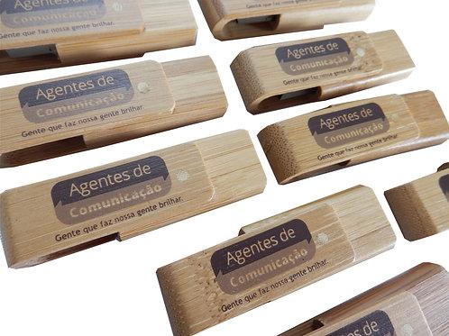 Pen Drive Bambu
