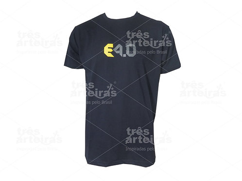 Camiseta com Personalização Frente e Verso