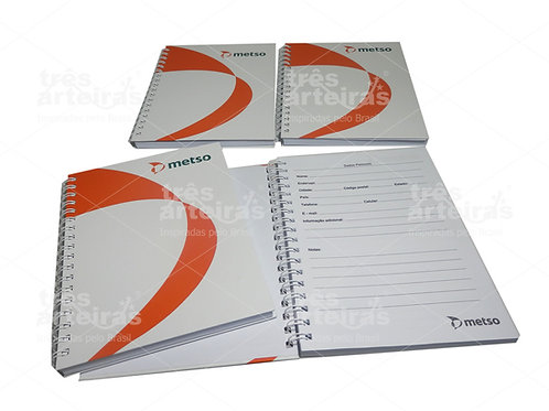 Caderno para Convenção Metso