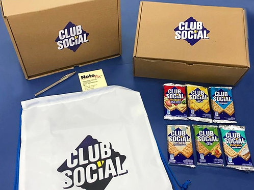 Press Kit Club Social