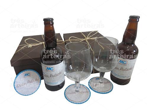 Kit Cerveja para Presente MC Bauchemi