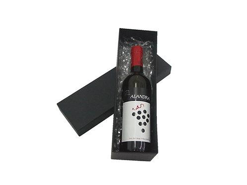 Caixa Rígida Para Vinho 187 ml