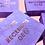 Thumbnail: Caixa para Recebidos Bruna Tavares