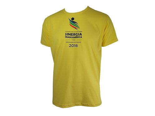 Camiseta Amarela para Convenção de Vendas