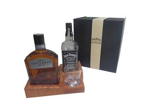 Convite, Caixa e Ecobag Jack Daniels