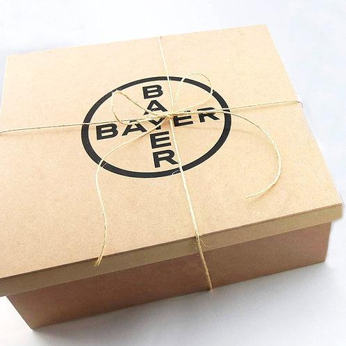 Caixa em MDF com Personalização Empresarial