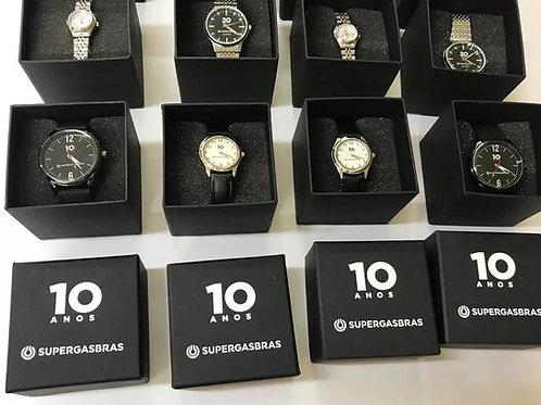 Kit Relógios Supergasbras