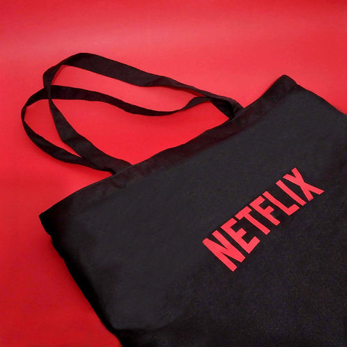 Sacola Netflix