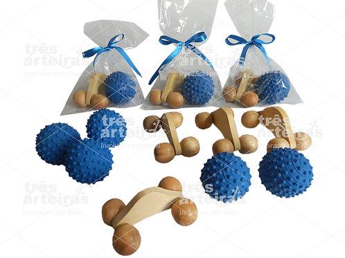 Kit Anti Stress Novembro Azul