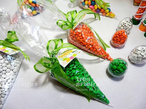 Cenouras de Chocolate