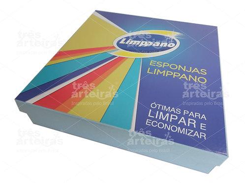 Press Kit para Esponjas de Limpeza