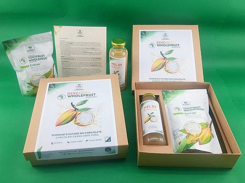 Caixa para Chocolates Wholefruit