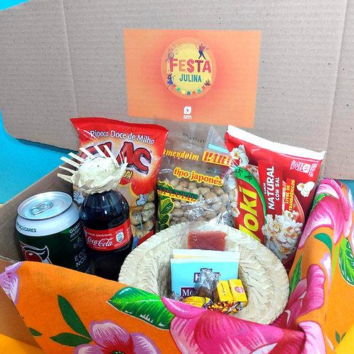 Kit Festa Junina na Caixa SM Educação