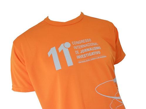Camiseta para Congresso de Jornalismo