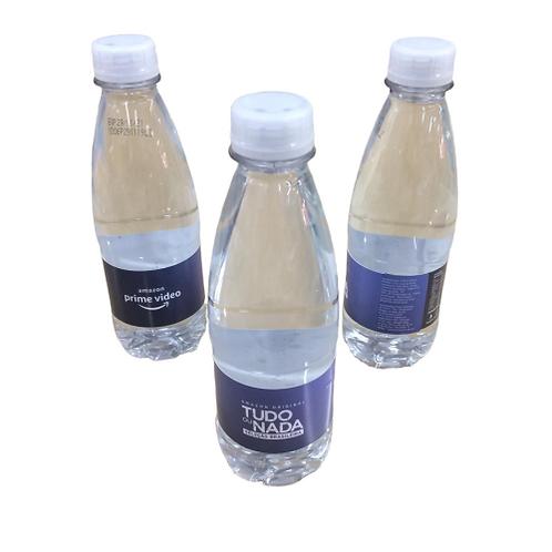 Água Personalizada Prime Video