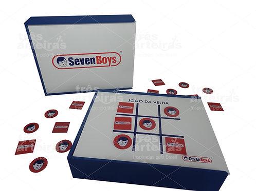Caixa Tabuleiro Seven Boys