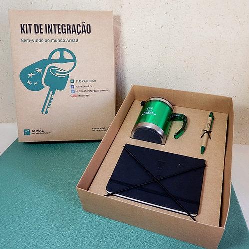 Kit de Integração Arval