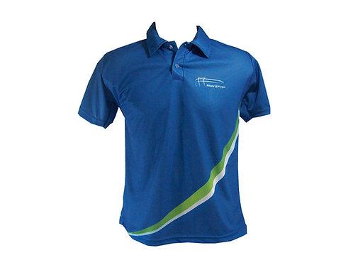 Camisa Polo em Sublimação Total
