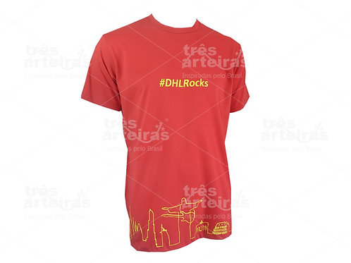 Camiseta para Staff do Rock In Rio