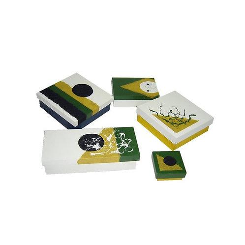Caixas Temáticas - Copa 2014
