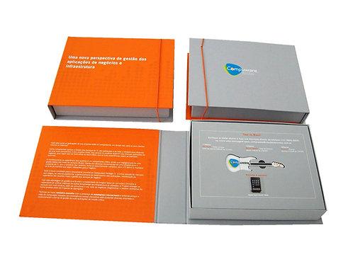 Press Kit - Caixa Convite