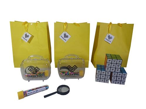 Press Kit Escola de Gênios